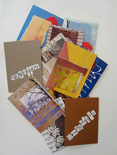 Ritual Blessing Cards